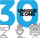 30 Animated Unique Icons