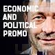 Economic and Political Promo/ Digital HUD Slide/ Sci-fi Technology/ Business Presentations/ Images