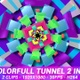 Colorfull Tunnel 2 In 1