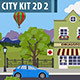 City Kit 2D 2