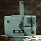 Vintage Film Projector Intro