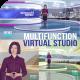Multifunction virtual studio