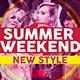 Summer Weekend - Slideshow