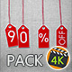 Sale Up To 90 Percent Off Pack