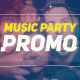 Music Party Promo