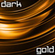 Dark Gold Glossy Surface