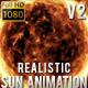 The Sun Solar V2