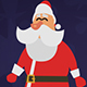 Santa Claus Character Animation Pack With Lip Sync