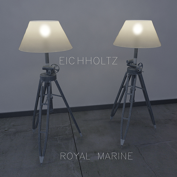Eichholtz  Floor lamp Royal Marine