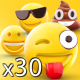 EMOJI 3D animated
