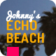 Echo Beach Logo Reveal