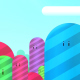 8 Bit Game Happy Backgrounds Full HD