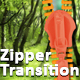 Zipper Transition