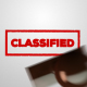 Classified - Stamp