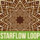 Star Flow Kaleidoscope Loop V2