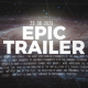 Cinematic Trailer - Epic Trailer