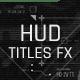HUD Titles FX