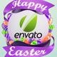 Easter Egg Logo Reveal