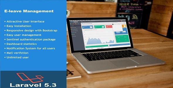 , E-leave Management System, Laravel & VueJs, Laravel & VueJs