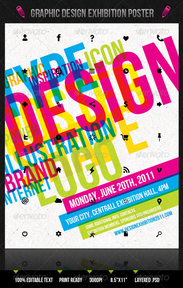 flyer and graphic design
