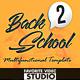Back 2 School Broadcast Pack