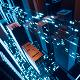 City Tech Digital Cyber Space Background