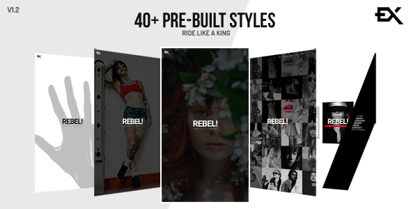 Theme Preview Rebel 2017. large preview
