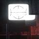 Old Distorted Horror TV Glitch Logo Opener