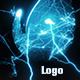Electric Shock Logo Reveal