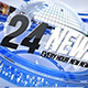 24 Broadcast News Complete TV Package