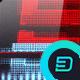 Epic Digital Glitch Logo Reveal