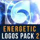 Energetic Logos Pack 2