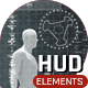 Medicine HUD Infographics