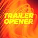 Cinematic Particles Trailer