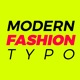 Modern Fashion Typo Opener
