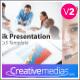 3D Mosaic Stylish Presentation