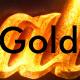 3d Gold Titles and Logo. NO PLUGINS.