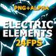 Dynamic ELECTRIC Elements