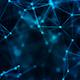 Plexus Technology Looped Background 2K