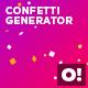 Confetti Generator