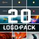 20  Logo Pack