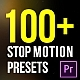 Stop Motion Presets