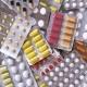Pills Background.
