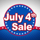 4th of July Sales Promo