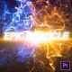 Epic Particle Reveal - Premiere Pro