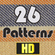 Patterns & Textures - 26 Loops