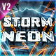 Electric Storm Logo Intro