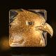 Glowing Particals Logo Reveal 30 : Golden Particals 09