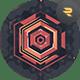 Hexagon Geometric Logo