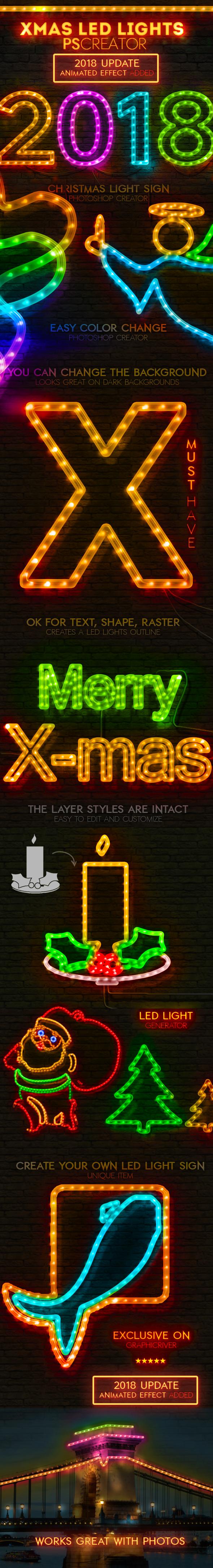 neon light graphics designs